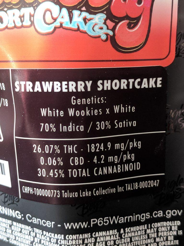 [Jungle Boys] Strawberry Shortcake