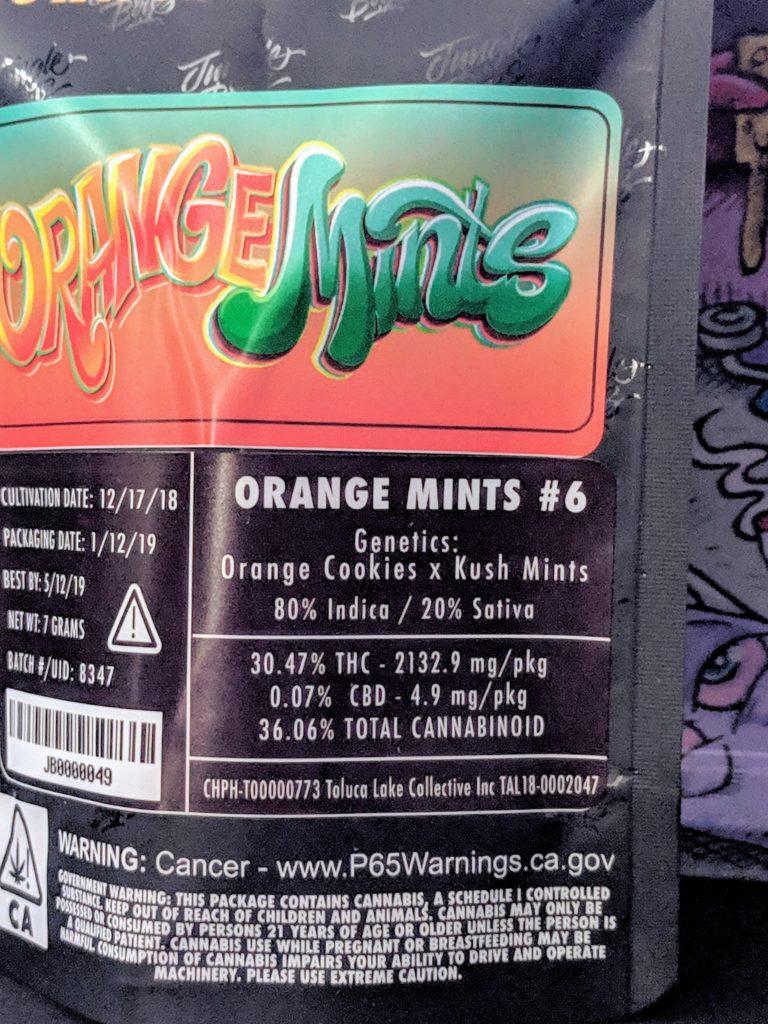 [Jungle Boys] Orange Mints #6